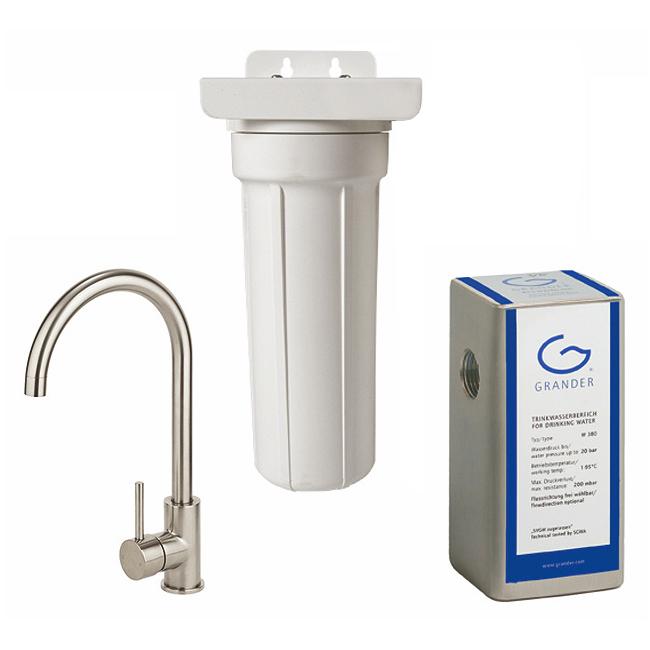 GRANDER Underbench Filter System (F40)